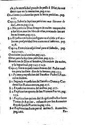 Tratado de la explicacion del Pater Noster