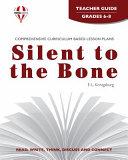 Silent to the Bone Teacher Guide PDF