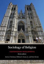 Sociology of Religion: Contemporary Developments, Edition 3