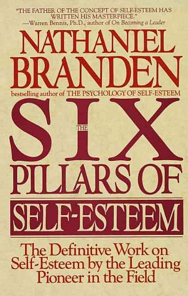 Download The Six Pillars of Self esteem Book