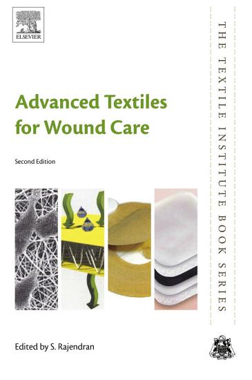 Advanced Textiles for Wound Care PDF