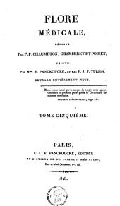 Flore médicale: Volume5
