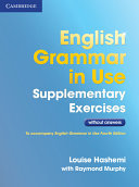 English Grammar in Use Supplementary Exercises  without Answers PDF