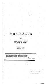 Thaddeus of Warsaw: Volume 4
