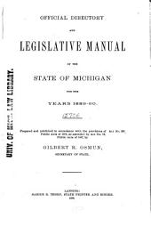 Official Directory and Legislative Manual