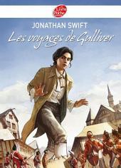Les voyages de Gulliver - Texte abrégé