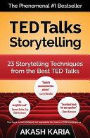 Ted Talks Storytelling Book PDF