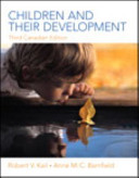 Children and Their Development  Third Canadian Edition Book