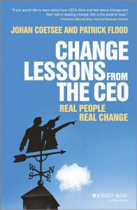 Change Lessons from the CEO Book
