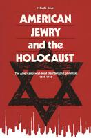 American Jewry and the Holocaust PDF