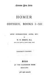 Homer: Odyssey, Books 1-12