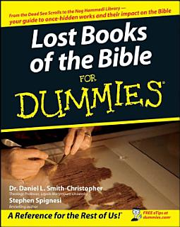 Lost Books of the Bible For Dummies Book