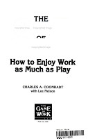 The Game of Work PDF