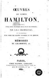 Oeuvres du comte Hamilton, 1