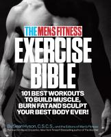 The Men s Fitness Exercise Bible PDF