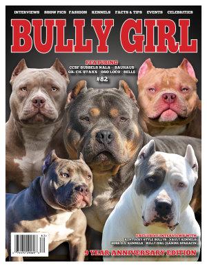 Bully Girl Magazine Issue 82 PDF