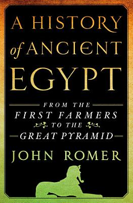 A History of Ancient Egypt PDF