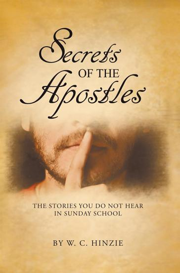 Secrets of the Apostles PDF