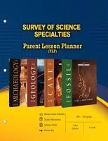 Survey of Science Specialties Parent Lesson Plan PDF