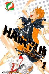 Haikyu!!, Vol. 1: Hinata and Kageyama