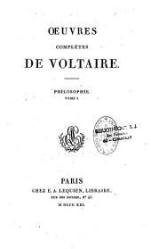 Oeuvres complètes de Voltaire: Volume25
