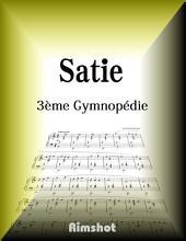 Satie - 3ère Gymnopédie