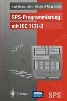 SPS Programmierung mit IEC 1131 3 PDF