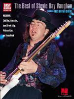 The Best of Stevie Ray Vaughan Songbook
