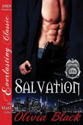 Salvation [Federal Paranormal Agency 1]