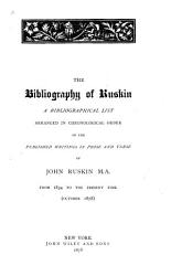 The Bibliography of Ruskin PDF