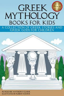 Greek Mythology Books for Kids