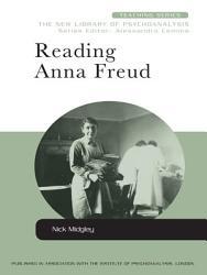 Reading Anna Freud Book PDF