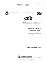 Small Business Sourcebook Supplement PDF