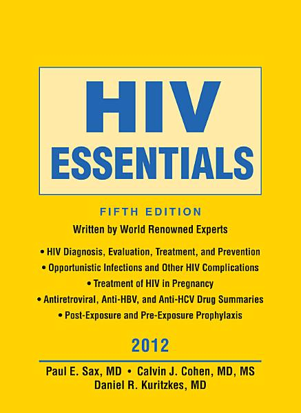 HIV Essentials 2012 PDF