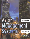 Asian Management Systems Book