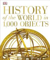 History of the World in 1000 Objects PDF