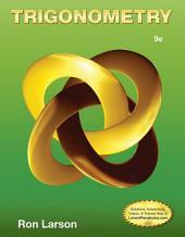 Trigonometry: Edition 9