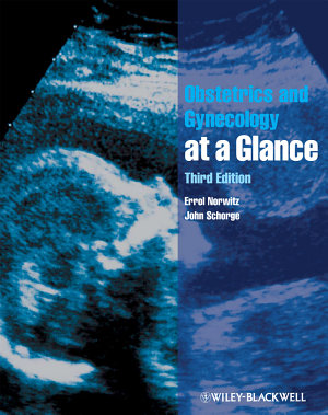 Obstetrics and Gynecology at a Glance PDF