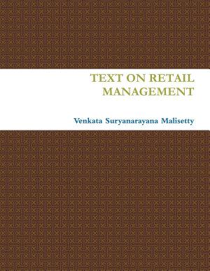 TEXT ON RETAIL MANAGEMENT PDF