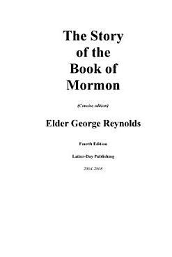 The Story of the Book of Mormon PDF