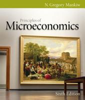 Principles of Microeconomics: Edition 6