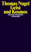 Geist und Kosmos PDF