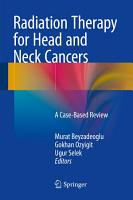 Radiation Therapy for Head and Neck Cancers PDF