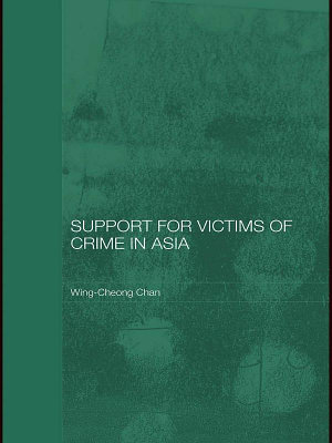 Support for Victims of Crime in Asia PDF