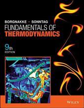 Fundamentals of Thermodynamics, 9th Edition: Edition 9