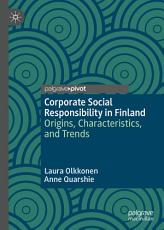 Corporate Social Responsibility in Finland PDF