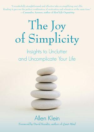 The Joy of Simplicity