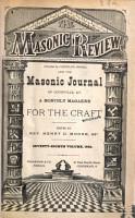 The Masonic Review PDF
