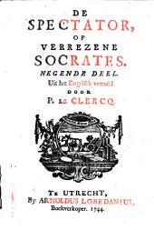De Spectator, of Verrezene Socrates: Volume 5