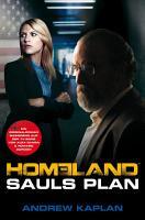 Homeland  Sauls Plan PDF